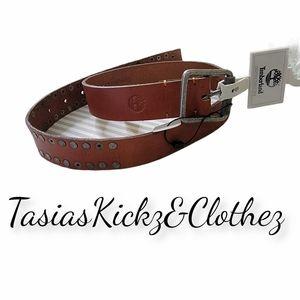 Timberland Genuine Leatger Belt
